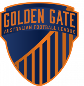 Golden Gate Australian Football League Logo