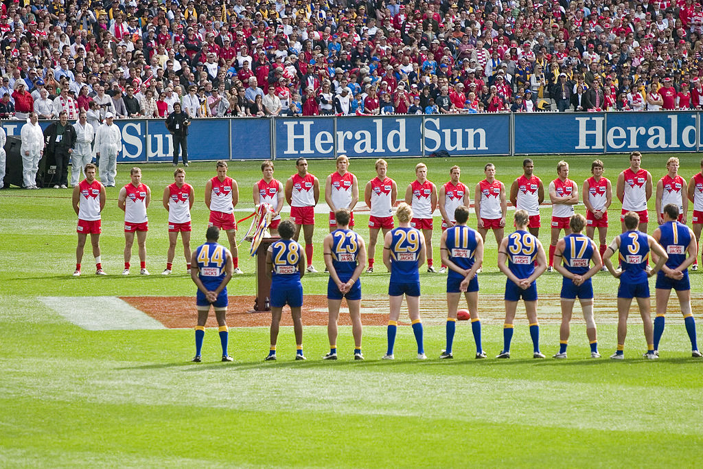 AFL Grand Final Napa Valley